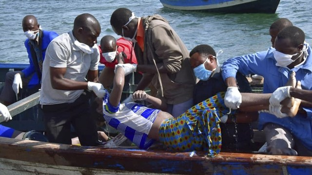 Image for At least 151 Dead as Tanzania Ferry Disaster Toll Rises
