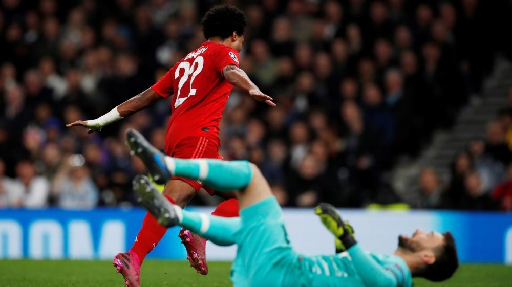 Champions League - Group B - Tottenham Hotspur v Bayern Munich