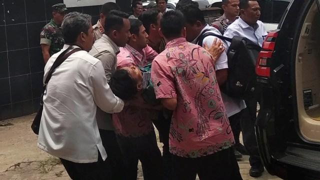 Wiranto - Attack