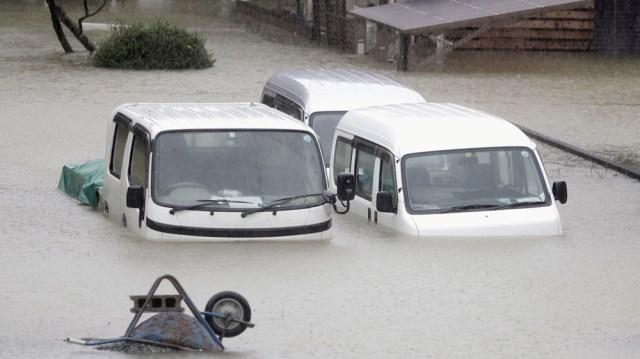 Japan typhoon Hagibis