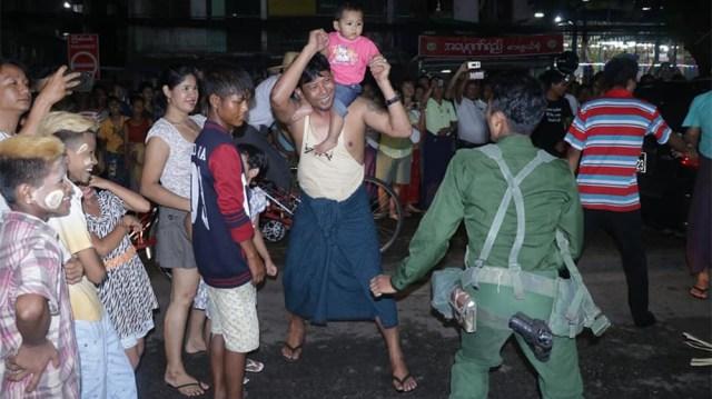 Myanmar Peacock Generation