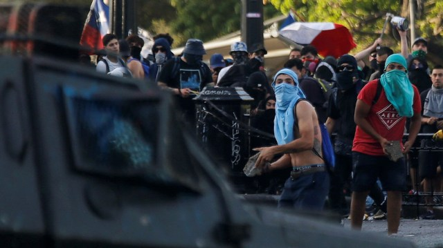 Chile Protest 2