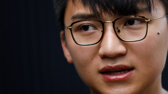 Hong Kong Isaac Cheng