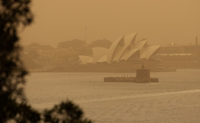 In Pictures Australians Ordered To Flee Raging Wildfires