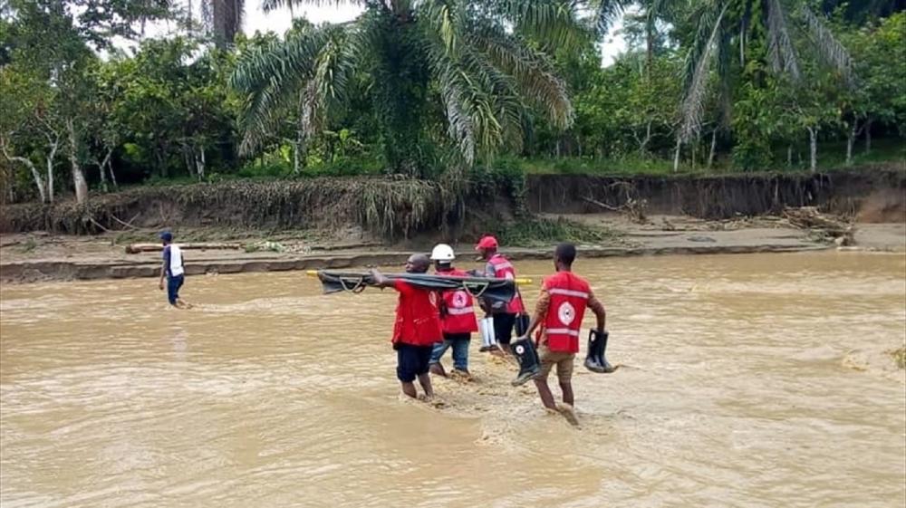 Uganda flooding