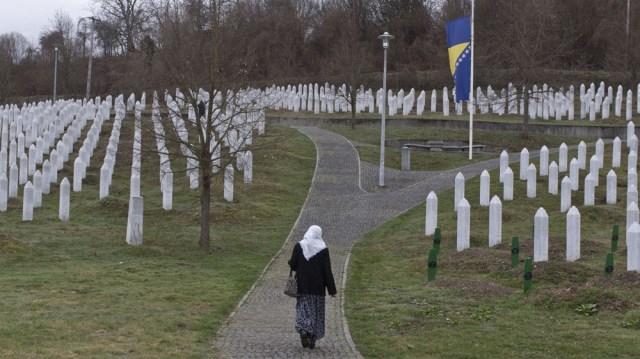 Bosnia war crimes