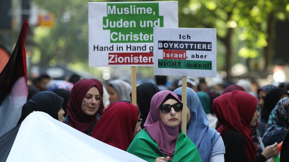 BDS In Berlin