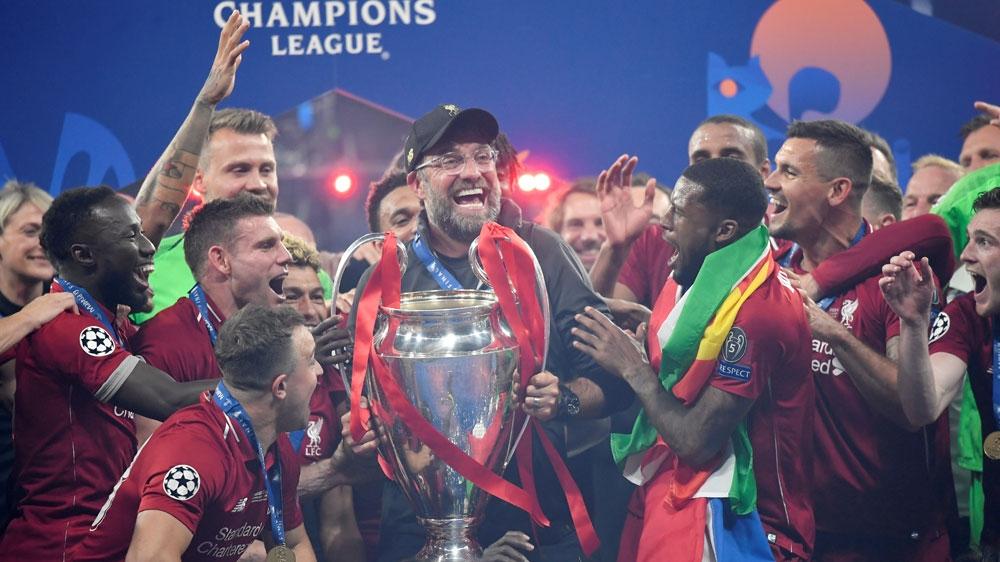 Champions League Final, Liverpool wins