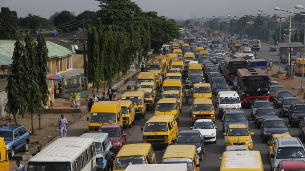 Nigeria Heavy Traffic