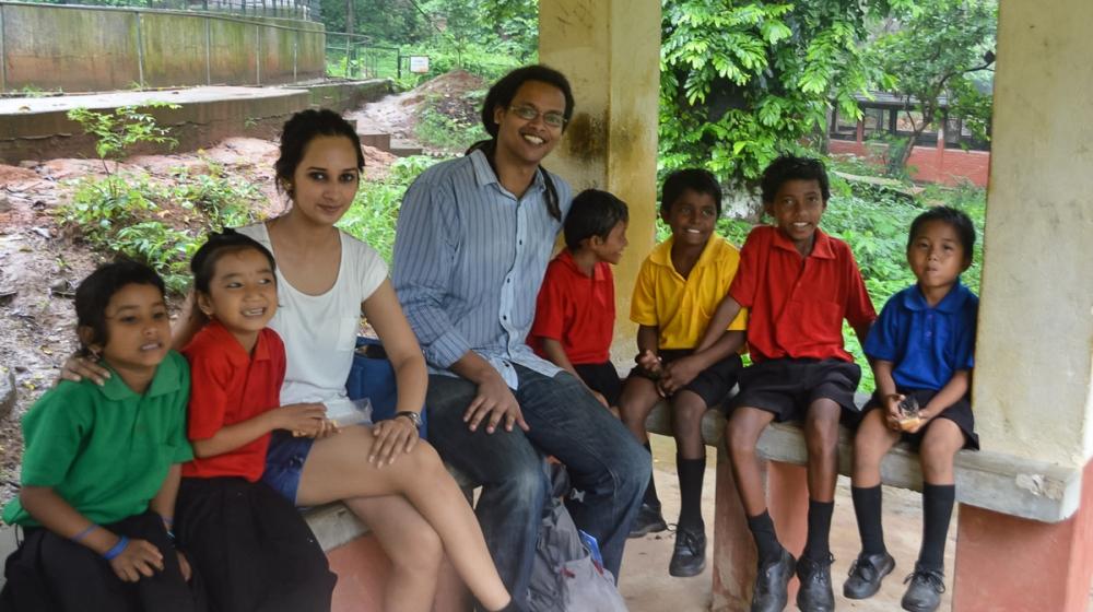 Akshar school