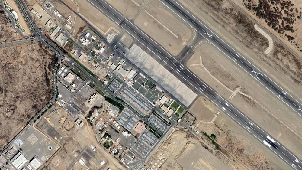 Abha airport Saudi Arabia