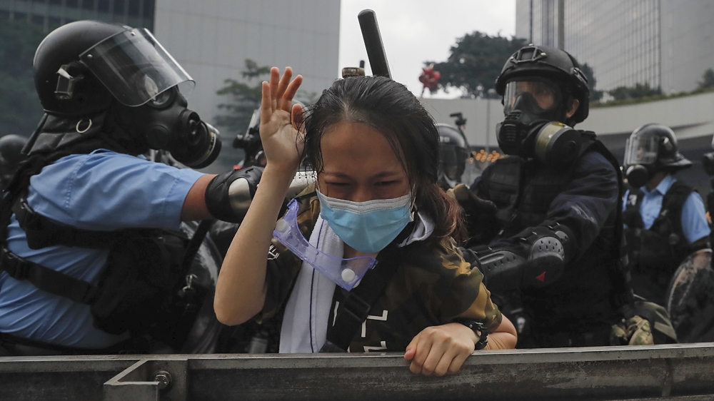 HONG KONG EXTRADITION LAW PHOTO GALLERY