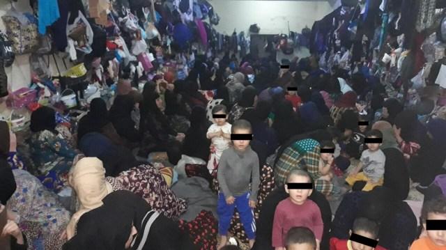 Iraqi prisons - from HRW