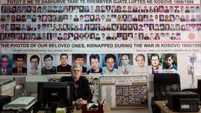 Kosovo's missing