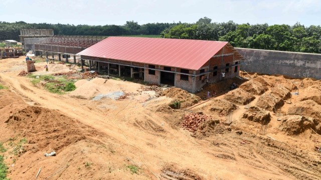 Assam detention centres