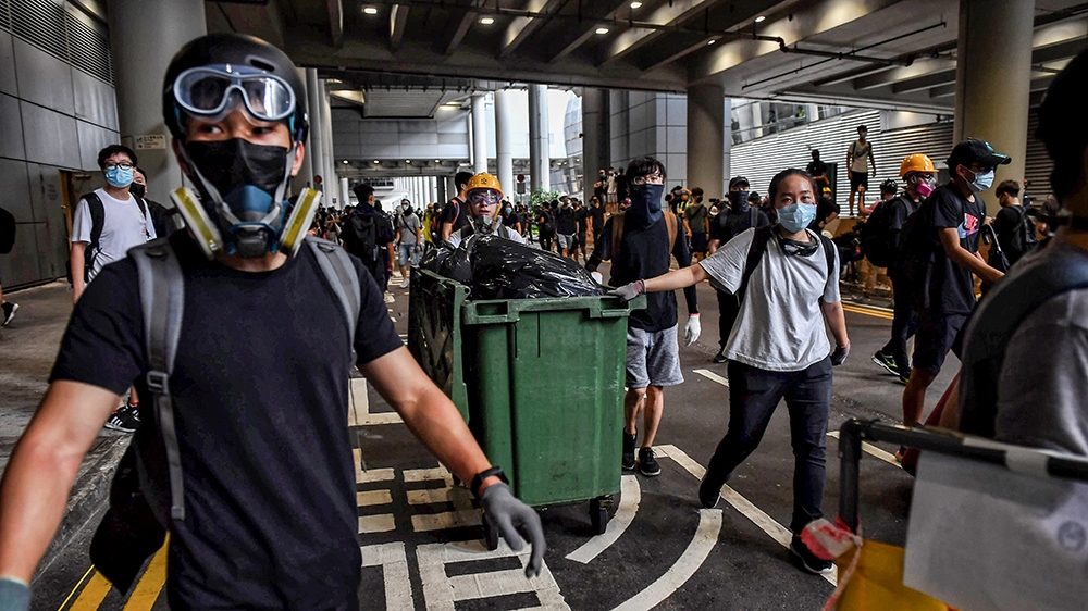 Photo of Protesters disrupt HK airport hyperlinks as political unrest deepens | Information