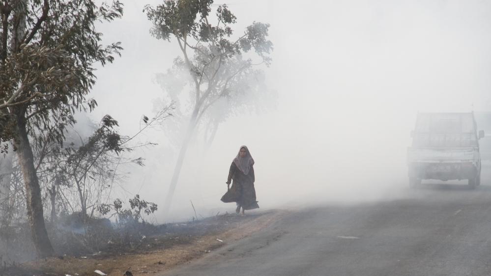 Haze Indonesia
