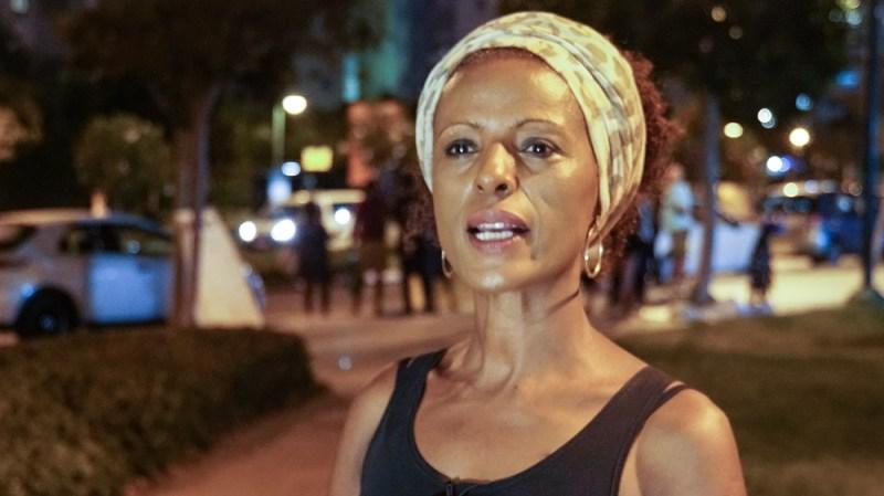 Israel's black community