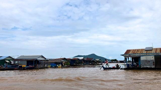 Cambodie Tonle Sap