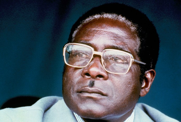 Mugabe was born on February 21 in what was then British-ruled Southern Rhodesia. He was the son of Bona and Gabriel, a carpenter.  [File: AP Photo]