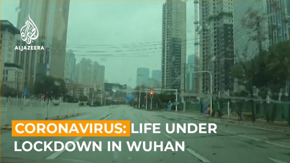 Coronavirus: How residents cope with life under lockdown in Wuhan ...
