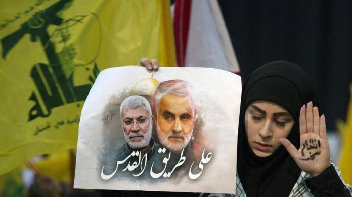 Hezbollah supporter