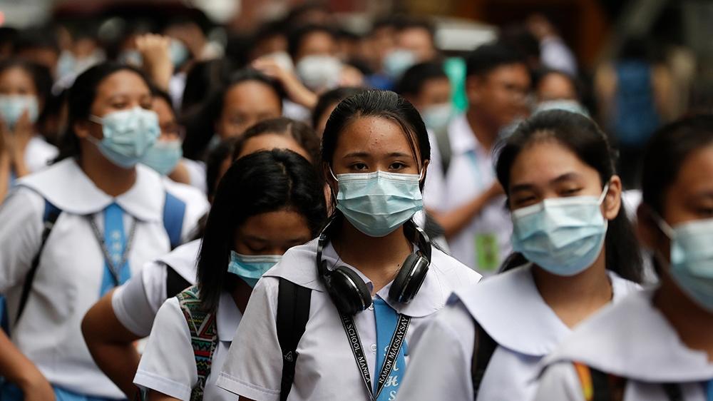 Philippines reports coronavirus death, China toll reaches 304 ...