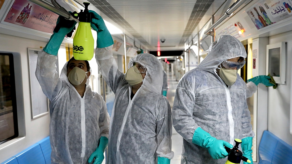 Coronavirus spreads in Middle East and beyond: Live updates | News ...