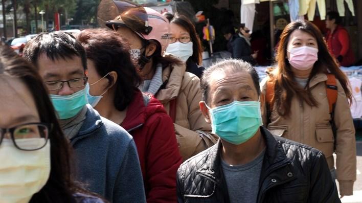ISO Certificate China virus