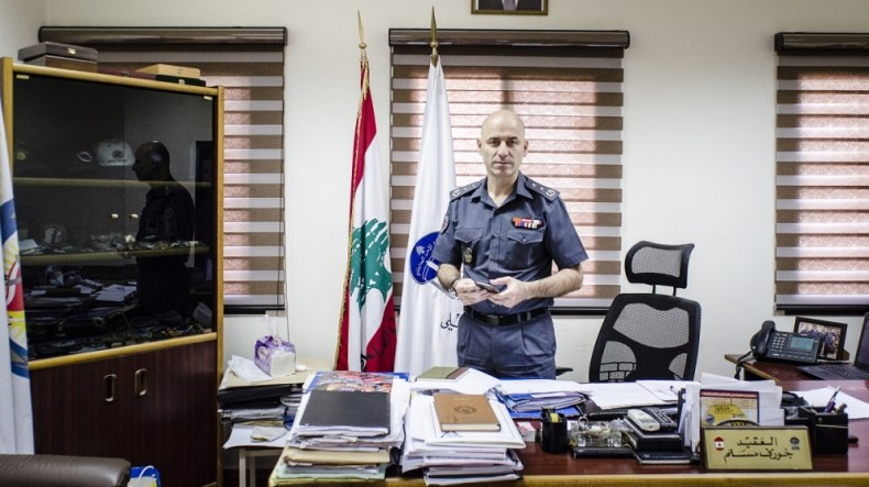 Lebanon sex trafficking / Daniela Sala