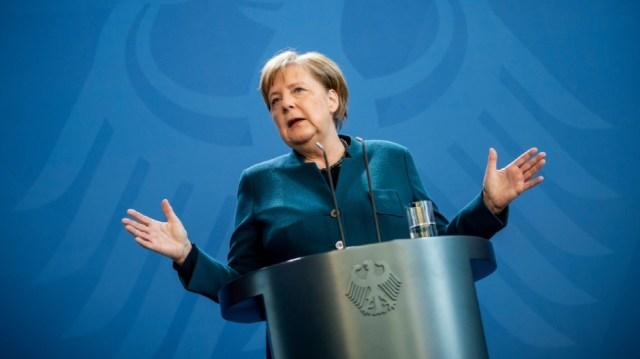 Merkel - reuters