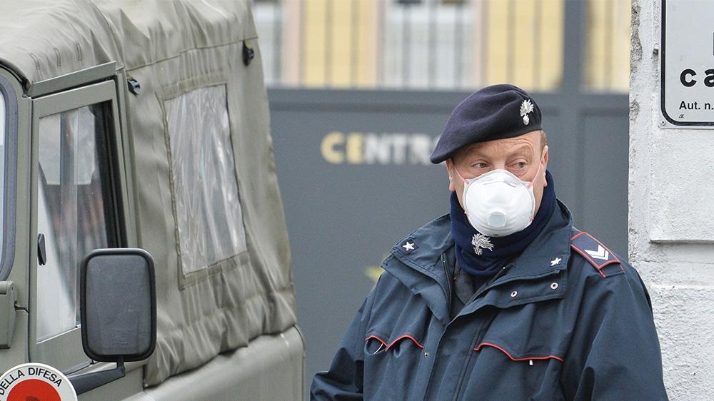 366 coronavirus deaths in Italy, Saudi schools shut: Live updates ...