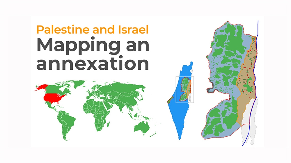 Mapping an annexation