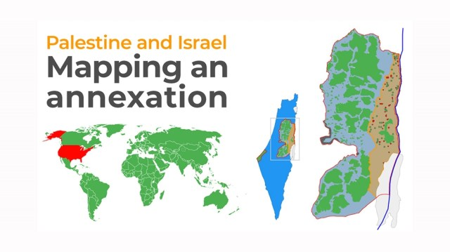Mapping and annexation
