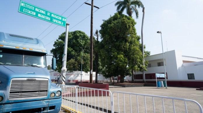 Mexico detenion center