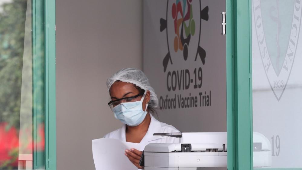 Outbreak of the coronavirus disease (COVID-19), in Sao Paulo