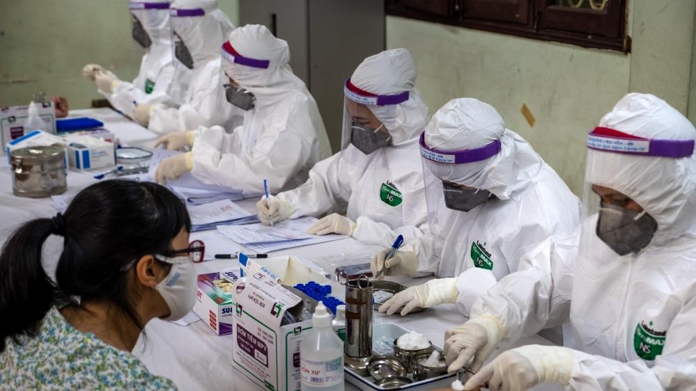 Vietnam Imposes Restrictions As Coronavirus Cases Rise