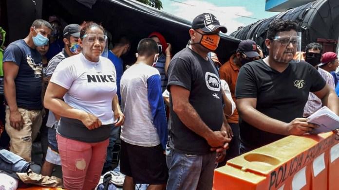 COSTA RICA - HEALTH - VIRUS - MIGRANT