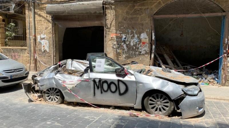 بیروت کار کا موڈ [Timour Azhari/Al Jazeera]