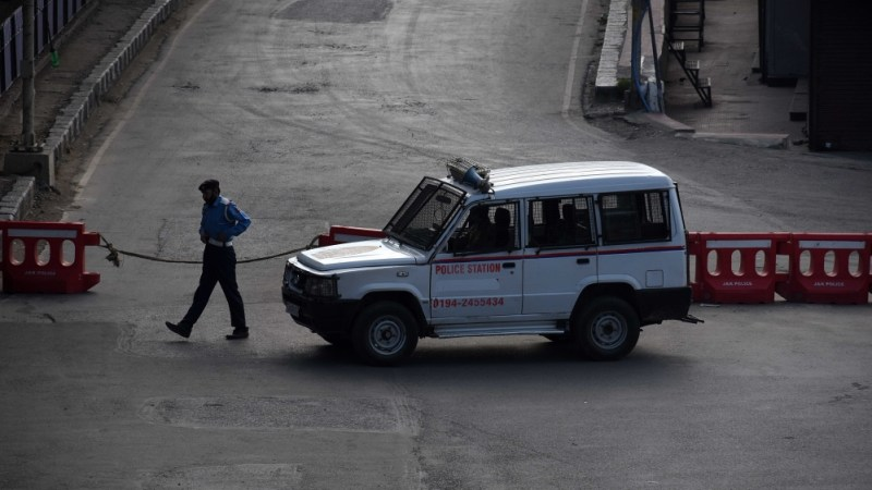 منسوخی کی پہلی برسی سے پہلے سری نگر میں کرفیو نافذ کردیا گیا