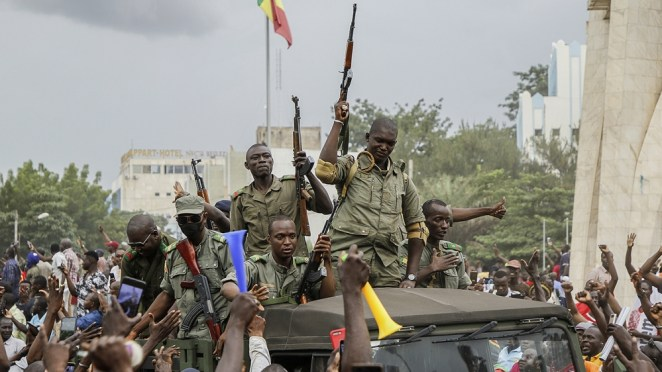 Mali president resigns after military mutiny: Live updates | Mali ...