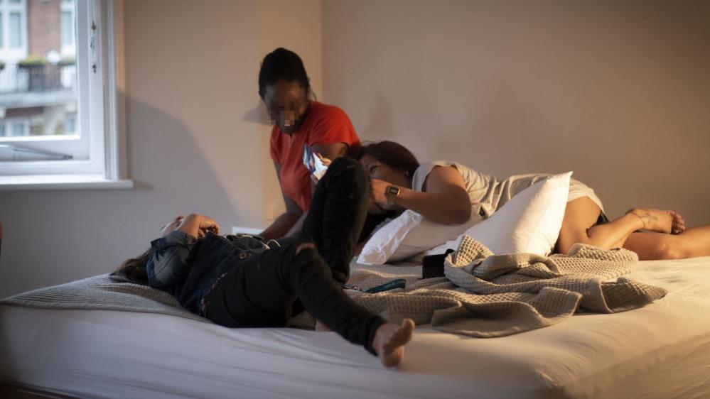 UK modern slavery victims safe house - Ylenia Gostoli