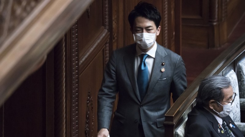 Japanese Prime Minister Abe Addresses Lawmakers On Postponed Tokyo Olympics