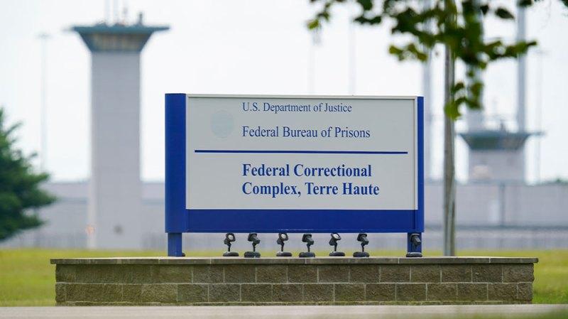 US prison Terre Haute