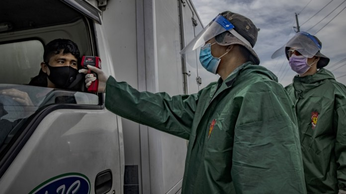 The Philippines Impose Restrictions As Coronavirus Cases Rise