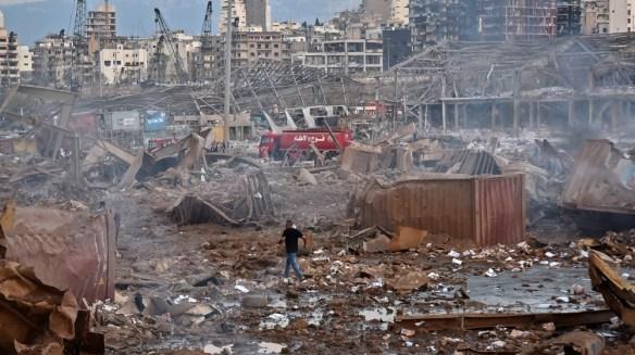 Lebanon: Dozens Killed, Thousands Wounded in Beirut Blast ...