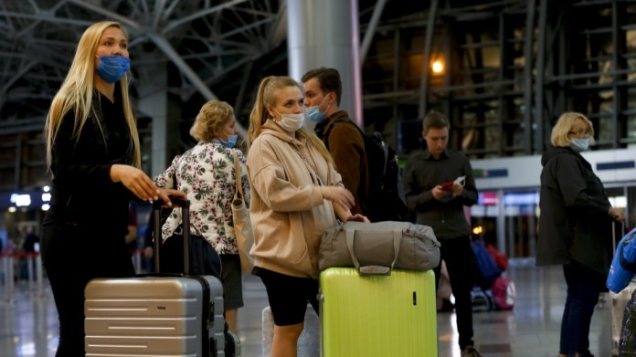 Flights from Russia to Turkey restarted