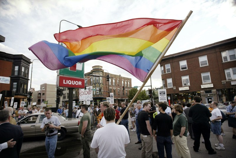 The Americans fighting US sodomy laws