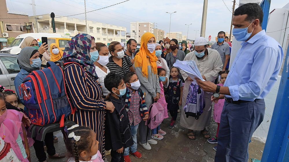Tunisia blog entry