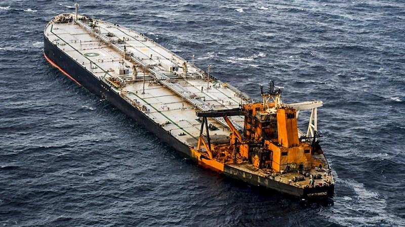 Sri Lanka tanker